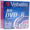 DVD-R 8см 2.6Gb Verbatim DL