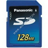 SD 128 Mb Panasonic